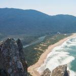 <strong>Olha o visual da trilha de Praia...