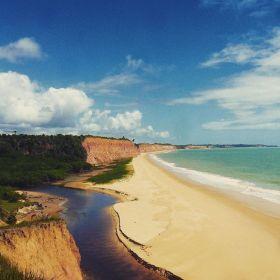 Do Espírito Santo ao Sul da Bahia em uma viagem de carro