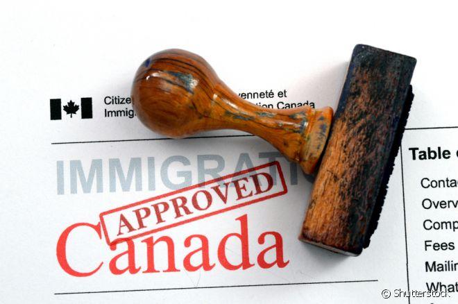 A autorização é válida por cinco anos ou até que o passaporte expire