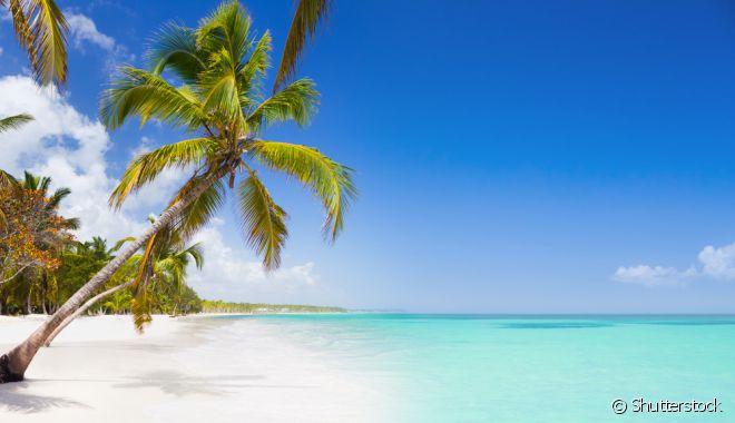 Em Punta Cana, na República Dominicana, estão algumas das faixas de areia mais estupendas do Caribe