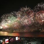 Réveillon do Rio é um dos mais famosos do mundo