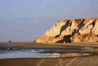 Ceará: um passeio pela Praia das Fontes