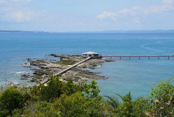 Dicas de viagem: Ilha dos Frades! Uma das ilhas da Baía de Todos os Santos