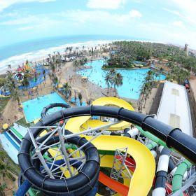 Beach Park: conheça as principais atrações do parque no Ceará