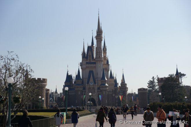 O Tokyo Disneyland foi o primeiro parque da Disney a ser construído fora dos Estados Unidos, feito aos moldes dos complexos da Califórnia e de Orlando