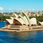 O Sydney Opera House é um ícone da cidade e...