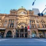 Queen Victoria foi construído na década de 1890...