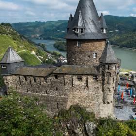 Durma em um castelo na Alemanha sem gastar muito