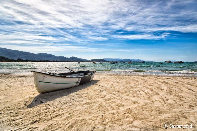 Florianópolis é um dos destinos mais concorridos para o verão