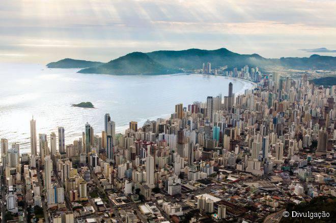 Balneário Camboriú é a cidade com a melhor qualidade de vida do estado de Santa Catarina