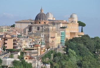 A residência oficial de verão do Papa está aberta para visitantes