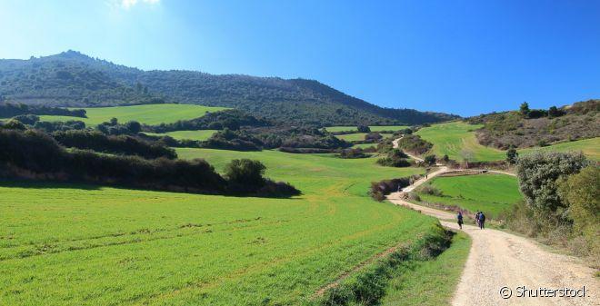 O percurso do Caminho de Santiago é um dos mais famosos entre os peregrinos cristãos