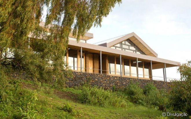O Limalimo Lodge, na Etiópia, oferece quartos com vista para o Parque Nacional de Simien