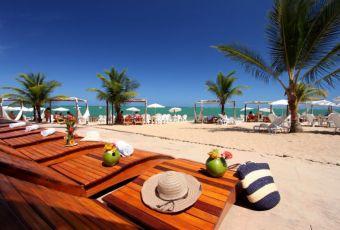 Sabia que dá para curtir todo o luxo de um resort por um dia?