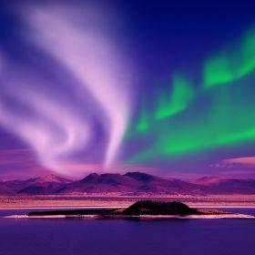 Veja os melhores lugares do mundo para ver a Aurora Boreal