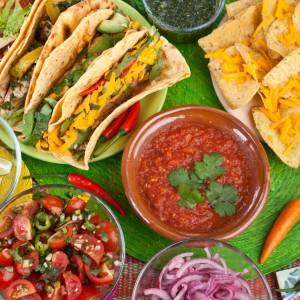 <p><strong> Famosa no mundo inteiro, a culinária mexicana é outro ponto alto de uma...