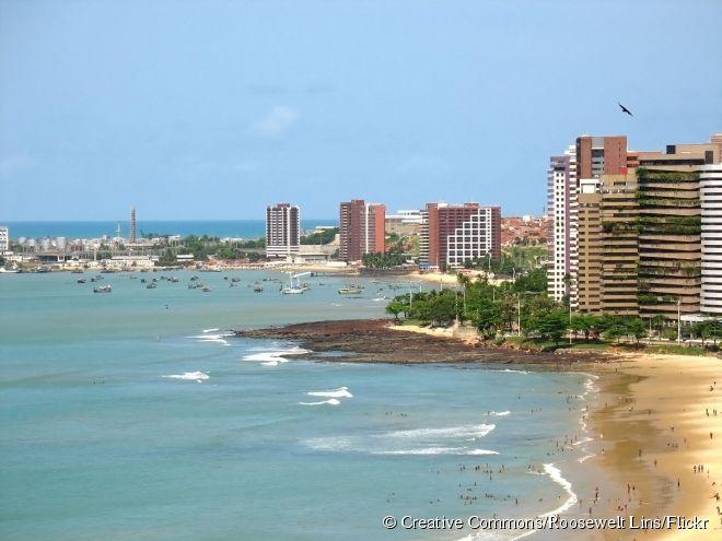 Fortaleza, no Ceará, foi a primeira colocada da lista com praias paradisíacas e o famoso parque aquático Beach Park
