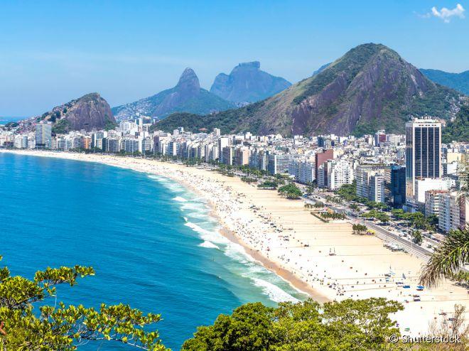 O Rio de Janeiro entrou para a lista com uma alta pontuação em compras, museus e bares