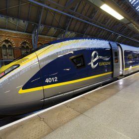 Eurostar apresenta novo trem para ligar Londres a Paris