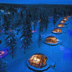 10 hotéis iglu ao redor do mundo