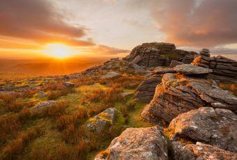 O Peak District foi o primeiro Parque Nacional da Grã-Bretanha, em 1951