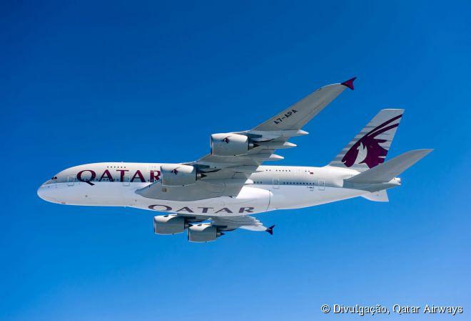 Segunda colocada em 2014, Qatar Airways ultrapassou a Cathay Pacific no ranking de 2015