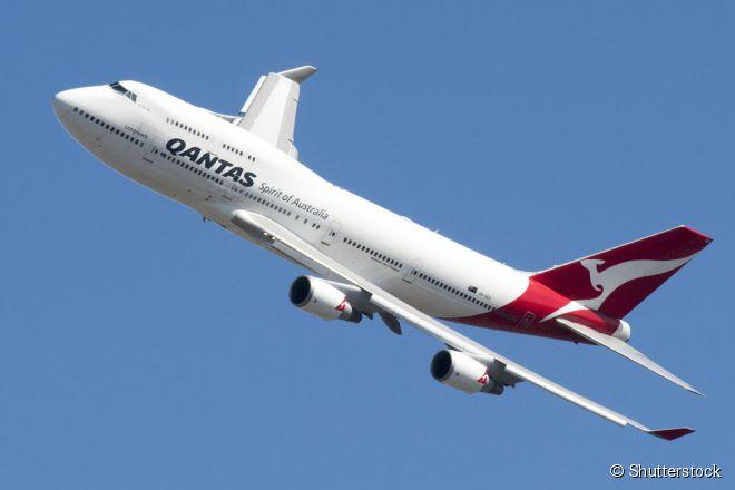 10) Qantas Airways (Austrália)  - A companhia aérea australiana foi a única da Oceania a figurar entre as dez melhores do mundo. A Qantas opera em 20 destinos domésticos e 21 destinos internacionais, com voos para países da África, das Américas, Ásia, Europa e Oceania.