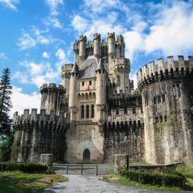 Espanha: os 10 castelos mais bonitos do país