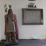Situado em uma mansão colonial, o Museu Inka...