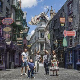 'Harry Potter' em Orlando: saiba todos os detalhes da nova área