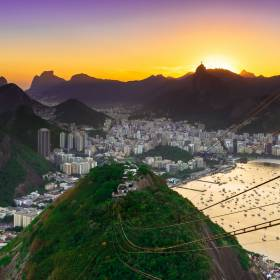 Rio de Janeiro: mirantes oferecem uma vista espetacular da cidade
