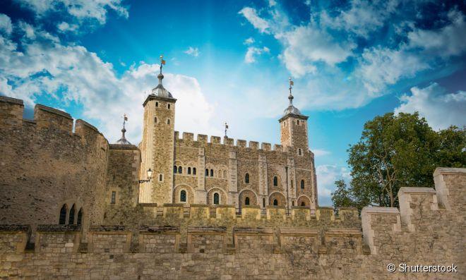 A Torre de Londres é um complexo histórico formado por 20 torres