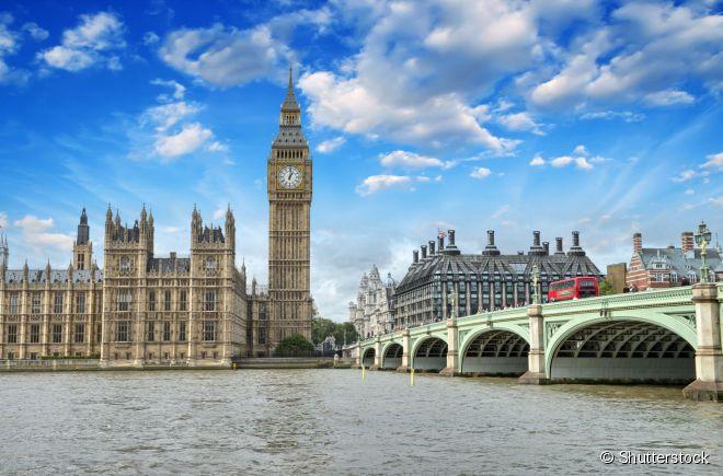 Com cerca de 20 milhões de visitantes ao ano, Londres é o destino turístico mais visitado do mundo