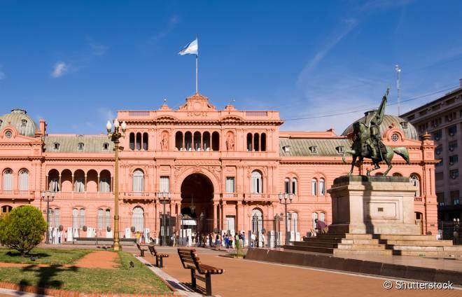 Casa Rosada, bairro de Recoleta e San Telmo são alguns dos locais visitados no passeio de Buenos Aires