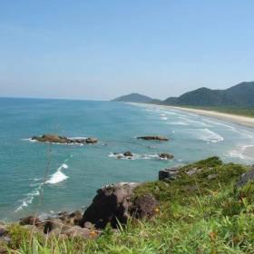 Litoral paulista tem na Ilha do Cardoso um paraíso intacto