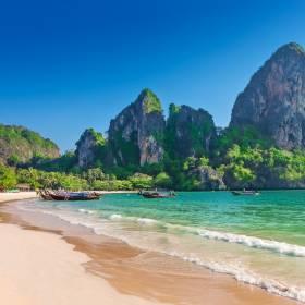 Tailândia: as 10 melhores praias do destino asiático