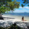 Lago Carcaranã, Roraima -  O lago Caracaranã, localizado na reserva indígena Raposa Serra do Sol, é um dos mais populares destinos turísticos de Roraima. Cercado de areias finas e cajueiros, o lago é ideal para curtir dias de sol, nadar ou praticar esportes como o windsurf.