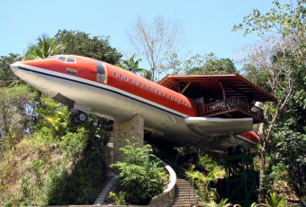 Aviões desativados que viraram atrações turísticas