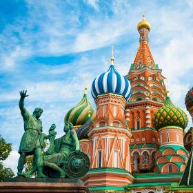 Roteiro de 3, 5 e 7 dias em Moscou