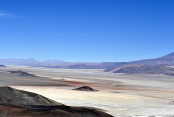Argentina: Conheça o Salar de Antofalla