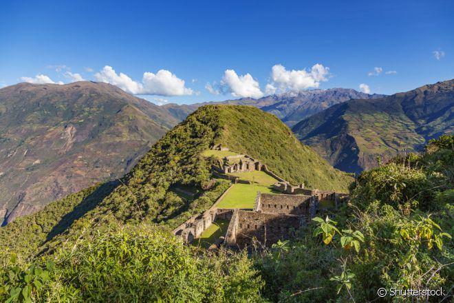 Líder do ranking fica no Peru, mas não é Machu Picchu