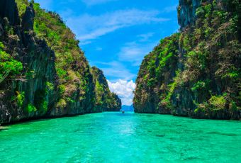 Ilha das Filipinas merece título de mais bonita do mundo