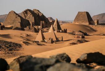 Descubra qual país tem mais pirâmides que o Egito!