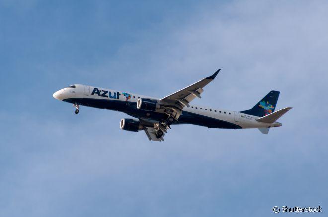 Azul vai oferecer cerca de 3 mil voos extras