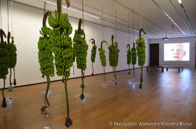 A Casa Daros abriga coleções voltadas para a arte contemporânea latino-americana