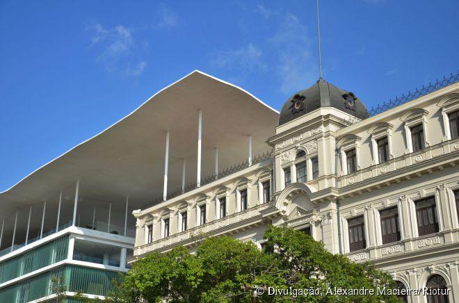 Museu de Arte do Rio: uma das novas atrações da zona portuária do Rio de Janeiro