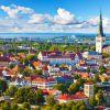 24- Talim, Estônia:  uma cidade interessante, que mistura influências escandinavas com seu passado soviético. Apesar de a dificuldade para ser alcançada, uma vez lá você contará com hotéis e restaurantes baratos. Custo diário de US$ 89,61 (R$ 249,72).