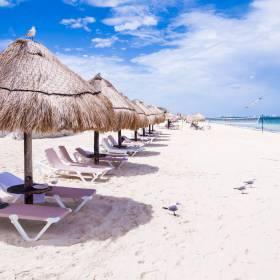 Como sair do Aeroporto de Cancún e chegar aos principais destinos turísticos