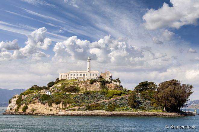 Fechada desde 1983, Alcatraz continua sendo a prisão mais famosa do planeta e recebe milhares de turistas todos os anos