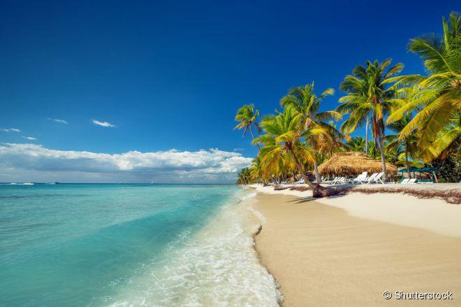 A República Dominicana é a campeã em popularidade entre os viajantes brasileiros